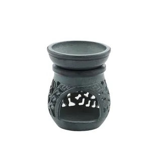 Click to Enlarge HANA STONE OIL BURNER