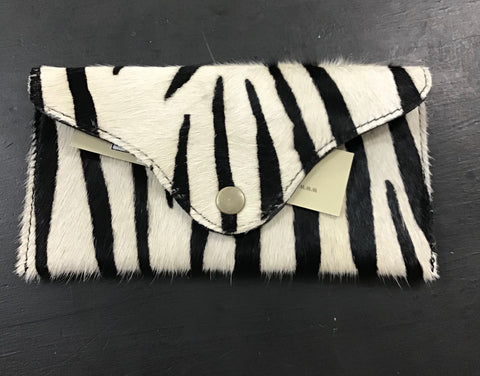 Sunglass Case - Zebra