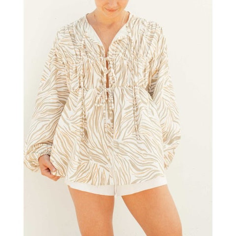 Penny Smock Blouse - Wilde