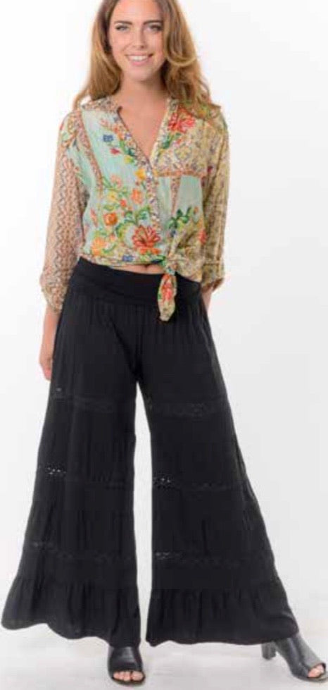 Tropez Pants - Black