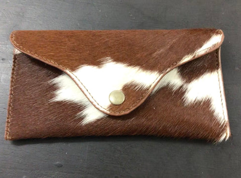 Sunglass Case - Cow Hide