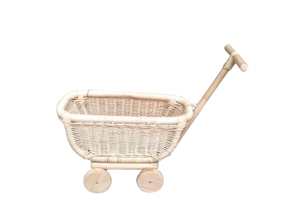 Tiny Harlow Dolls Wagon