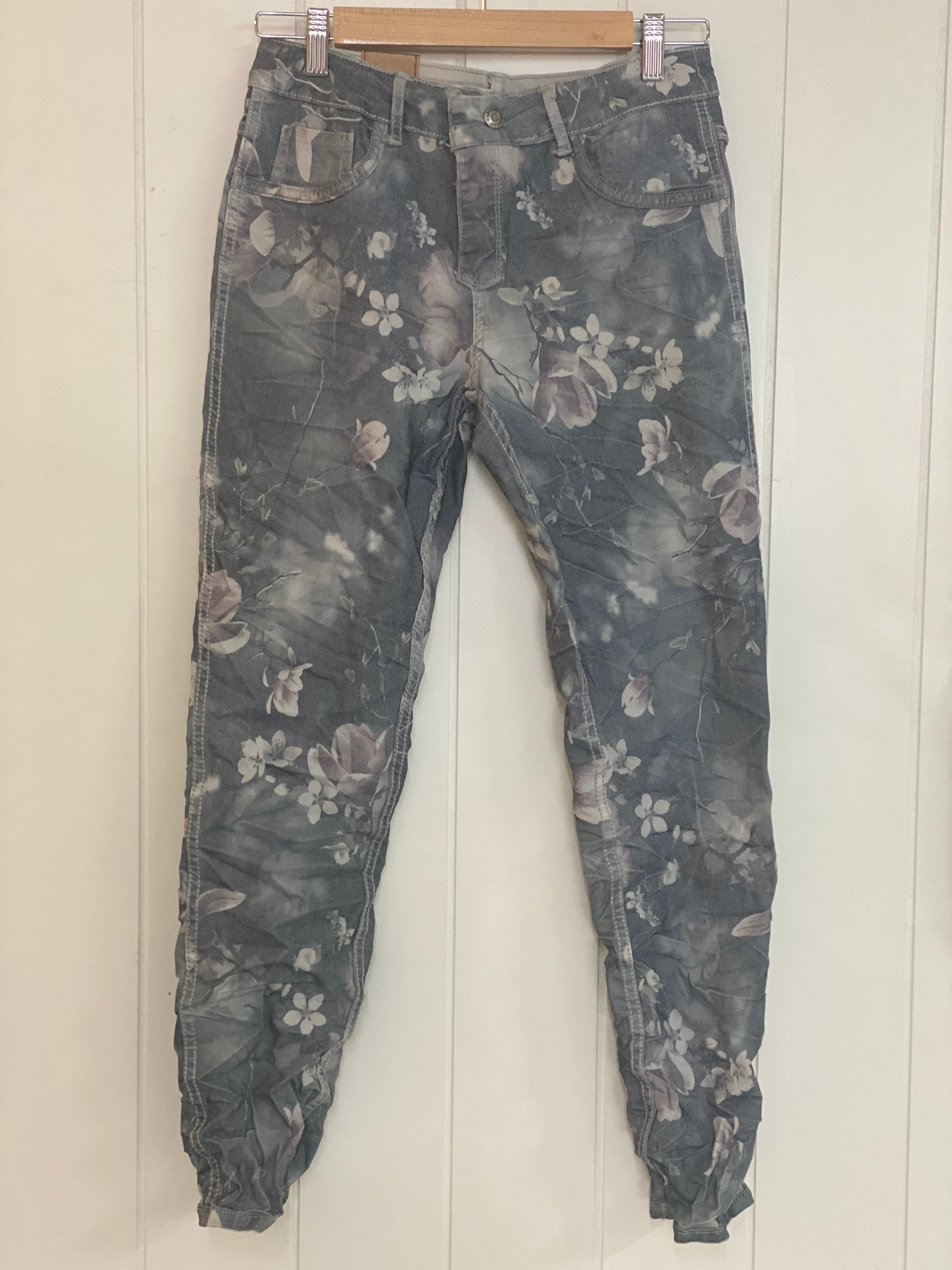 ONADO Paris Reversible Jeans - H1108-GR