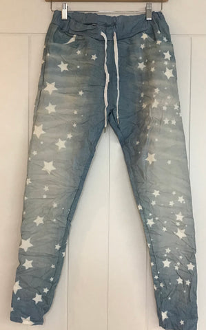 Wednesday Lulu - Stretch Star Jeans