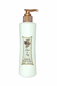 OLIVE & FIG 250ML HAND & BODY LOTION