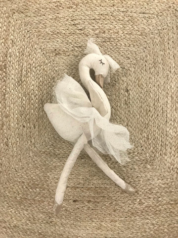 Ballerina Swan White - Small