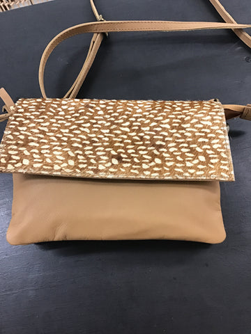 Liberty Shoulder Bag - Doe Spot