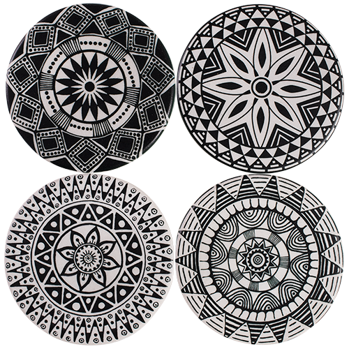 Coaster Set - Izel