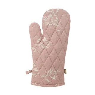 OLIVE GROVE OVEN GLOVE PINK
