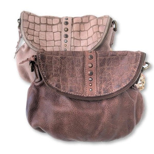 Elena Pouch Bag - Taupe