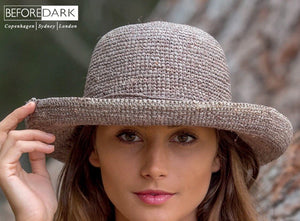 Forever Summer Stylish Breton Hat - M/L