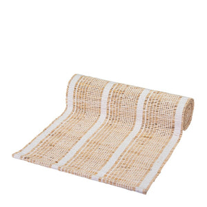 Abella  Runner - Natural /White