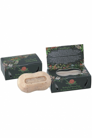Lemon Myrtle and Quandong Soap