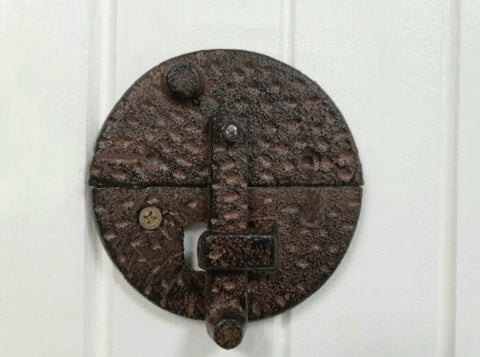Iron Door Bolt