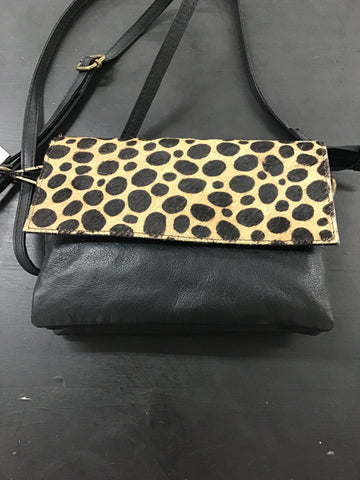 Liberty Shoulder Bag - Cheetah