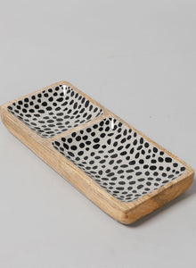 Dalmation Condiment Tray
