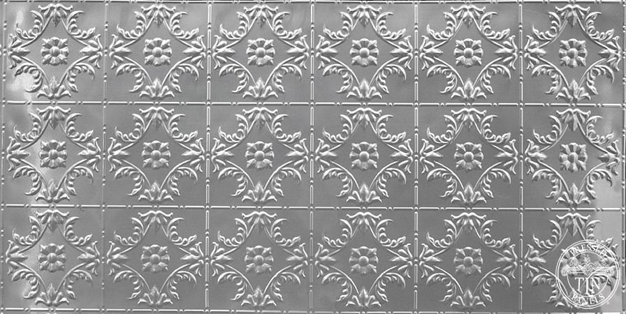 Melbourne Pressed Tin Panel