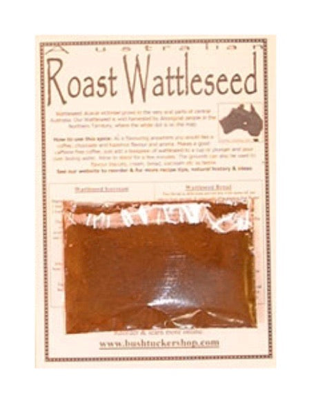 WATTLESEED ROAST & GROUND With Recipe Card