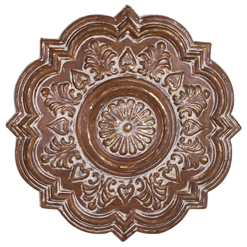 Metal Wall Decor -Copper