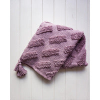 Throw Blanket - Bondi - Purple