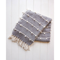 Throw Blanket - Riverina - Windsor - Grey