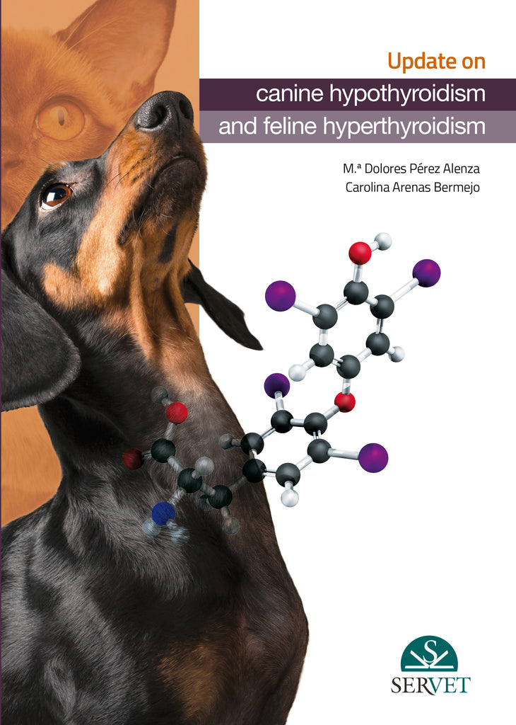 Update about Canine Hypothyroidism and Feline Hyperthyroidism