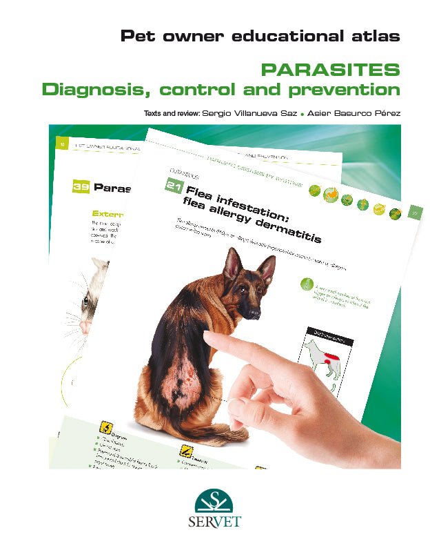 Pet Owner Educational Atlas. Parasites Diagnosis, Control and Prevention