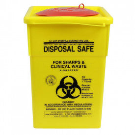Removal and Disposal of Sharps