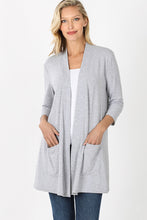 Load image into Gallery viewer, Ella Slouchy Pocket Cardigan