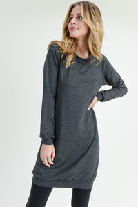 Shannon Sweatshirt Dress
