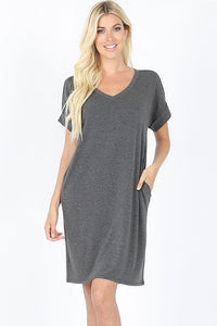 Allie T Shirt Dress