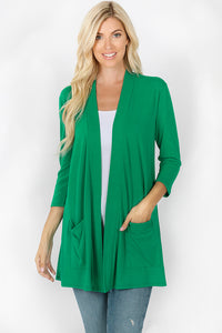 Ella Slouchy Pocket Cardigan