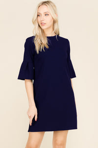 Nora Bell Sleeve Dress