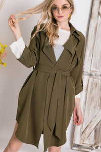 Charlotte Layering Trench