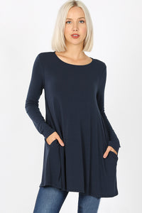 Scarlett Tunic Top
