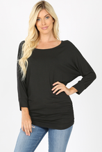Load image into Gallery viewer, Hannah Dolman Sleeve Top