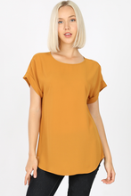 Load image into Gallery viewer, Faith Cuff Sleeve Top