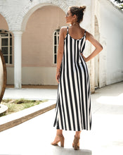 Load image into Gallery viewer, Riley Stripe Maxi Dress