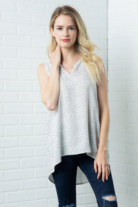 Mindy Dot Top