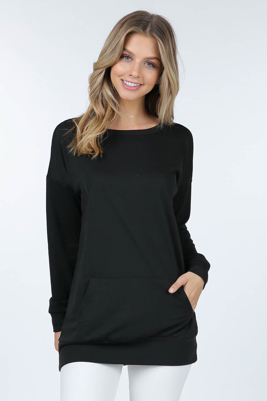 Nova Front Pocket Sweatshirt