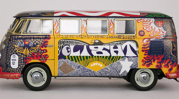 Woodstock VW Bus Project