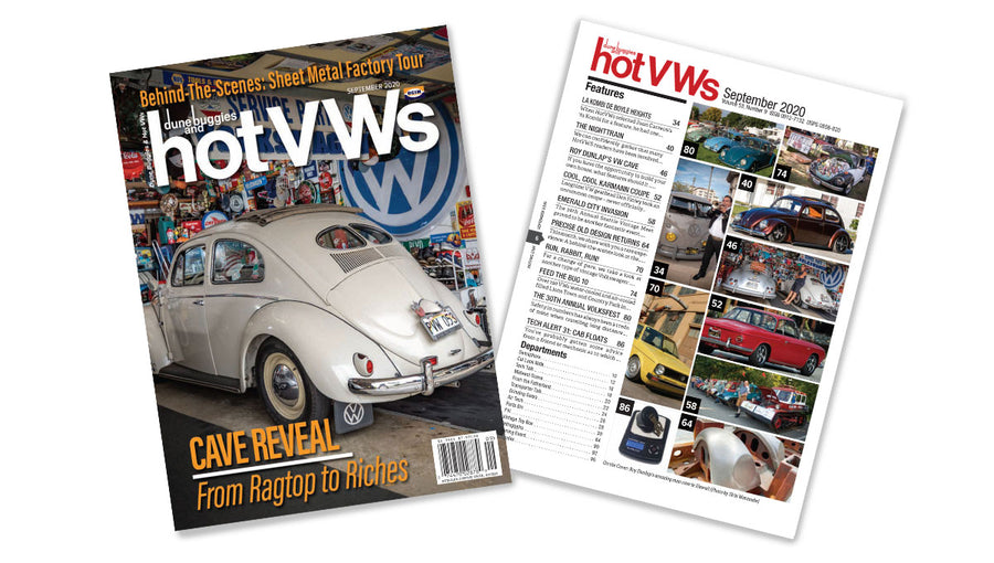 Hot VWs Magazine - 2020年(単品)