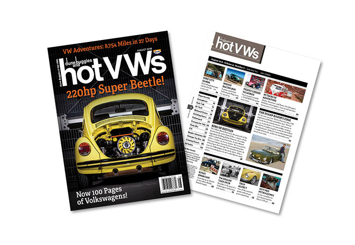 Hot VWs Magazine - 2018年(単品)