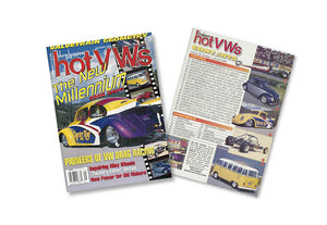 Hot VWs Magazine - 2000年(8冊セット)