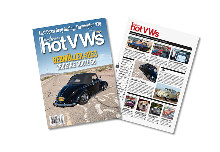 Hot VWs Magazine - 2019年(単品)