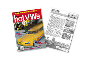 Hot VWs Magazine - 1994年(7冊セット)