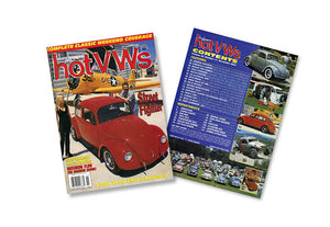 Hot VWs Magazine - 2001・2002年(9冊セット)
