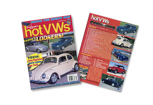 Hot VWs Magazine - 1997年(10冊セット)