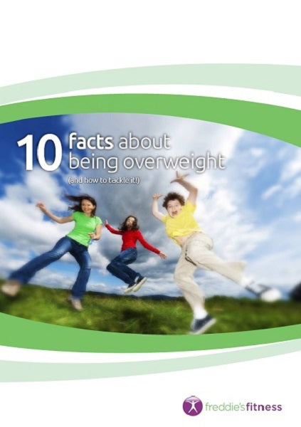 E-Book 10 Facts About Being Overweight