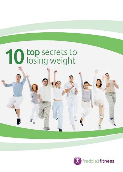 E-Book 10 Weight Loss Secrets